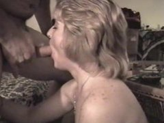 amateur wife swallows cum
