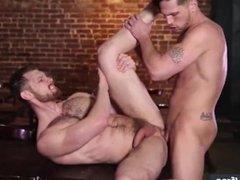 Men.com - Griffin Barrows and Jacob Peterson - Prohibition Part 2 - Str8 to