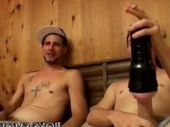 Homosexuals Chain and Viper smoke and stroke in bed