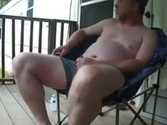str8 bear playing outdoor when his wife go to mall