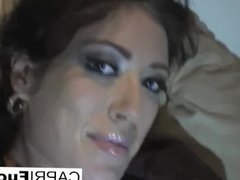 Capri Cavanni play with her wet pussy and amazing big tits
