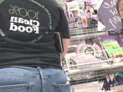 Short Latina MILF Has A Big Ass