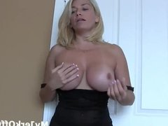 Let me get your cock nice and hard for you JOI