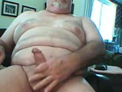 Straight daddy playing on cam (no cum)
