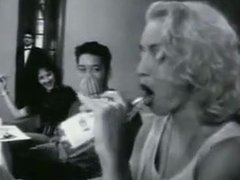 Madonna y the bottle