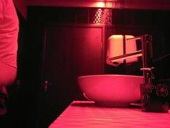 In The Club Bathroom