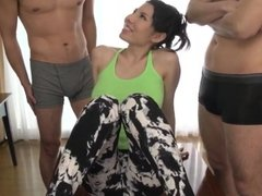 Busty Asian milf amazes with her real porn skills - More at Japanesemamas c