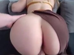 Throwing some Yards of dick at that Ass