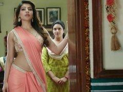 samantha hot navel hip shake in saree
