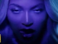 Beyonce just begging for cum on her tongue