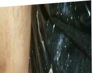 Huge dildoe 20 inch in my lebanese ass