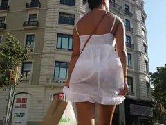 See-Thru Summer Dress