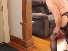 Erachi Strips To Get His Mouth And Ass Fucked