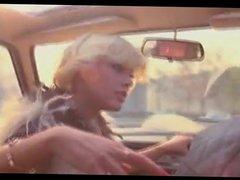 Retro Blowjob In The Car