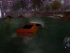 SLE-EP-ING DOG New car water