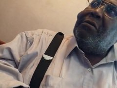 Old Black Man JEW Game Stay away from Black Bitches dopeman