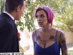 Wedding Belles Scene 3 Anna Bell Peaks&Justin Hunt