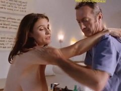 Mimi Rogers Large Natural Boobs In Full Body Massage Movie