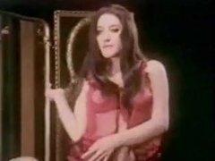 Strip and Masturbation on Nightclub-Stage