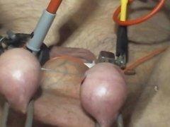 Needles thru my balls