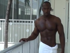 Black Muscle Stud JO