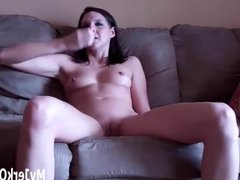 I will release you from chastity and jerk you off JOI