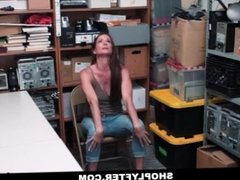 ShopLyfter - Thief Mom Gets Fucked by Security Guard