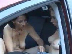 Crazy orgazime milf girl on girl action