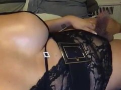 Shemale Webcam 29 (Sexy Shemale Cum)