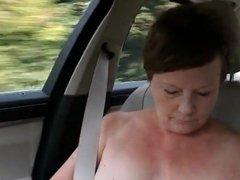 Hot car ride