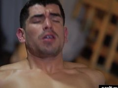 Damien Stone with Jeremy Spreadums at Whore Alley Part 3
