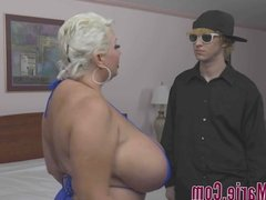 Huge Tit Claudia Marie Fucked By Teenager