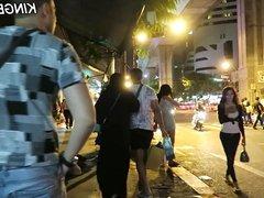 Ladyboys in Thailand Bangkok!