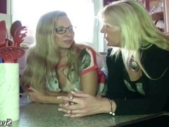 GERMAN MILF FUCK WITH STRANGER FROM DATINGSITE SCOUT69