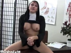 Unzip your fly and let your big cock hand out JOI