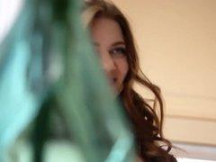 Hot brunette Misty Lovelace