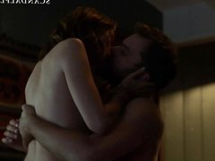 Phoebe Tonkin Sex Scene from The Affair On ScandalPlanetCom