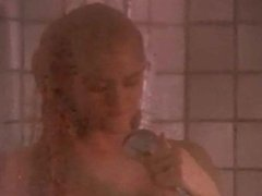 Anna Nicole down the shower