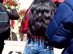 culito en jeans
