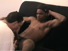 10 Inches Of Black Straight Boy Cock