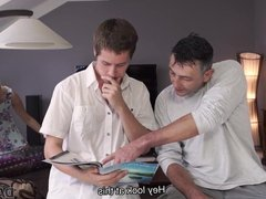 DADDY4K. Mature guy nicely penetrates young blonde with...