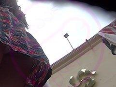 el culito de mi amiga Alejandra y su calzon blanco 1