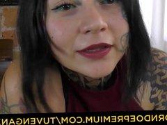 TU VENGANZA - Curvy alternative Latina naughty revenge sex