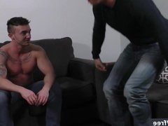 Connor Maguire and Jake Ashford - Dad Group Part 1 - Str8