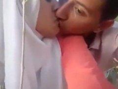muslim girl screaming