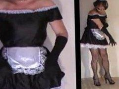 I love cross dress as a french maid 29