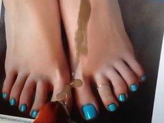 sexy tranny feet tribute # 2