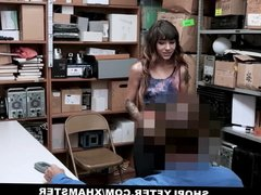 ShopLyfter - Cutie Latina Gets Caught Stealing