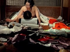 Eiko Matsuda Rides A Guy In The Realm Of The Senses