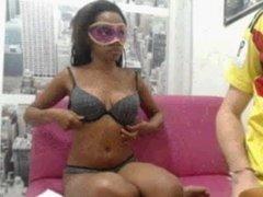 Girl show me her unpadded bra